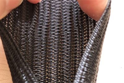 Split Self-Closing Braided Sleeving